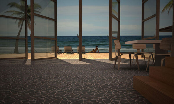 Terrace: Palladiana M - Silvagrey