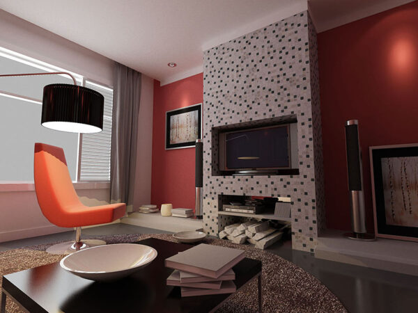Living Room: Mosaics 21 - Perlagrey Silvagrey