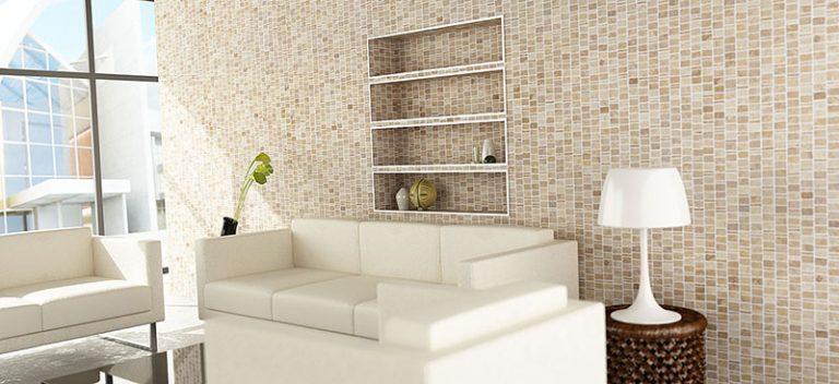 Living Room: Mosaics 27-9 - Perlagrey