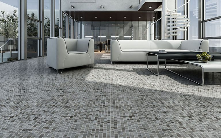 Living Room: Mosaics 27 - Perlagrey