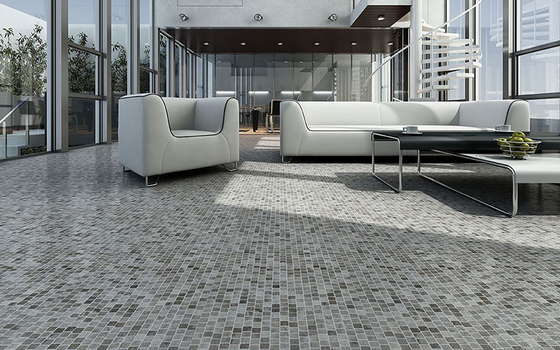 Living Room: Mosaics 27   Perlagrey