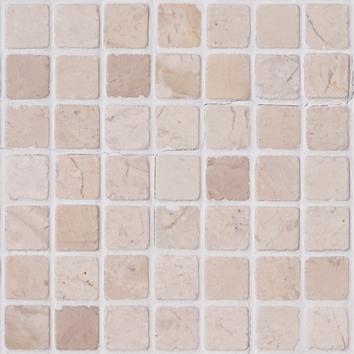 Mosaics 21 - Biancone