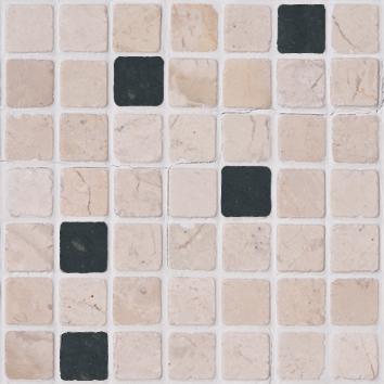 Mosaics 21 - Biancone Silvagrey