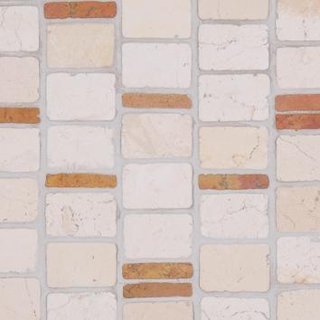 Mosaics 27/9 - Biancone Monterosa