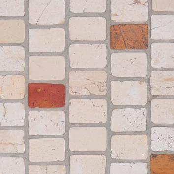 Mosaics 27 - Biancone Monterosa