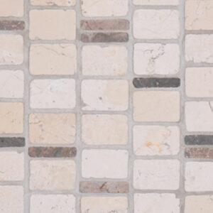 Mosaics 27/9 - Biancone Perlagrey