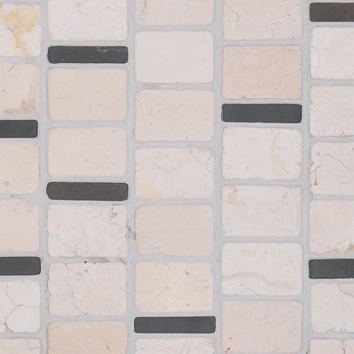 Mosaics 27/9 - Biancone Silvagrey