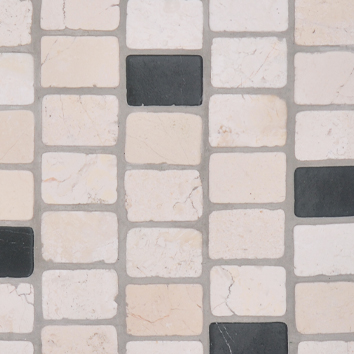 Mosaics 27 - Biancone Silvagrey