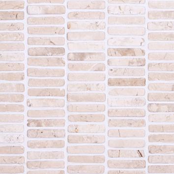 Mosaic 9 ROW - Biancone
