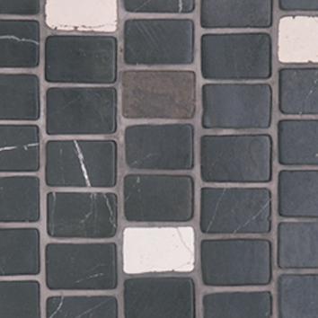 Mosaics 27 - Silvagrey Biancone