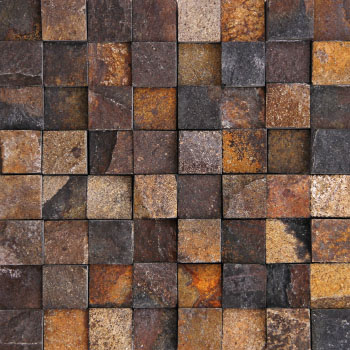 Squares - Brown Sandstone 27