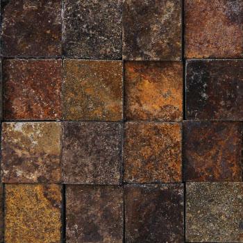 Squares - Brown Sandstone 54