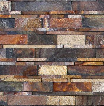 Stripes - Brown Sandstone 9-27