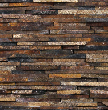 Stripes - Brown Sandstone 9