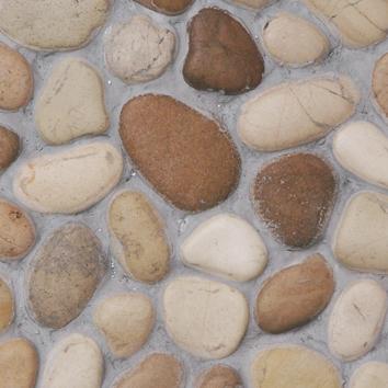 Beachstone M - White Cream