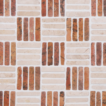 Mosaics 9 Blok - Biancone Monterosa
