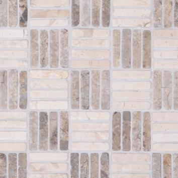 Mosaics 9 Blok - Biancone Perlagrey