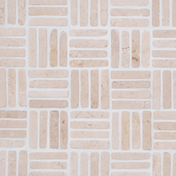 Mosaics 9 Blok - Biancone
